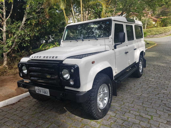 Land Rover Defender 110 Puma 2008