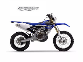 Yamaha Wr 450 F Okm Enterga Inmediata