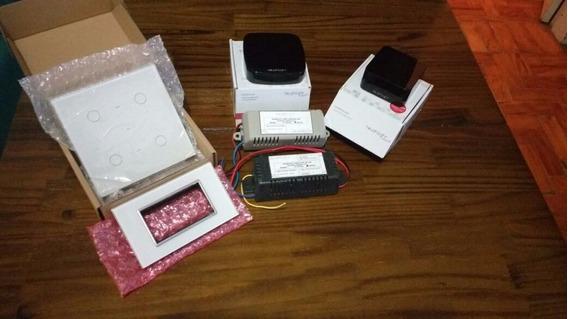 Kit Automação Residencial Touch Light