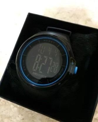 Relógio Tornado Mod 7404g Touch Pad Azul