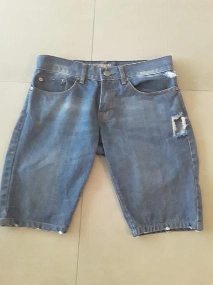 Bermuda De Jeans Xic And Xoc Talla 28