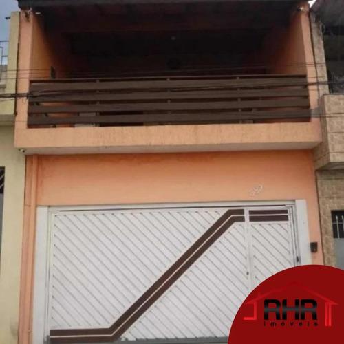 Sobrado Para Venda Em Suzano, Cidade Miguel Badra, 3 Dormitórios, 1 Suíte, 2 Banheiros, 2 Vagas - 969_1-1871920