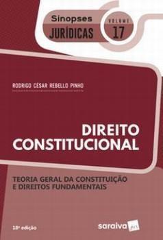 Sinopses Juridicas Vol.17-direito Constitucional