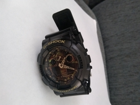 Relógio G-shock Protection Camuflado - Casio Original