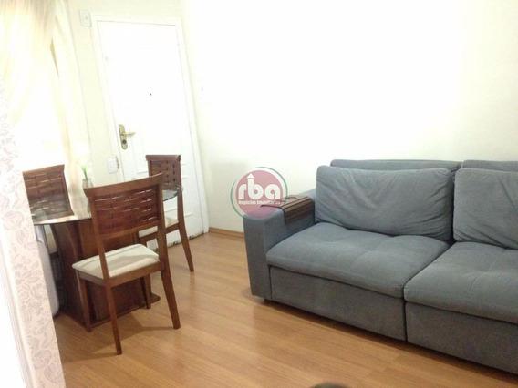 Apartamento Residencial À Venda, Jardim Guadalajara, Sorocaba. - Ap0489