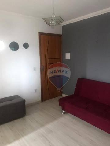 Apartamento Com 2 Dormitórios No Vila Nova Bonsucesso - Guarulhos/sp - Ap0010