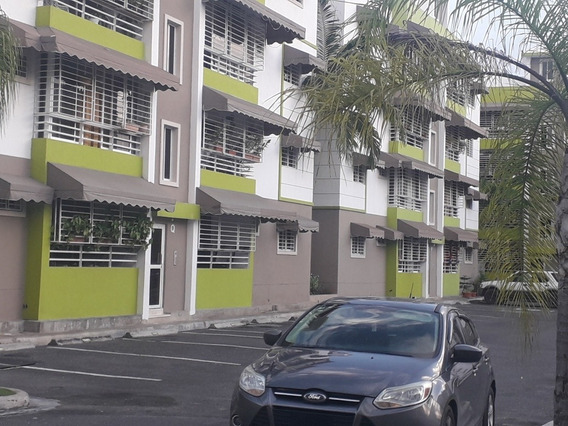 Vendo Precioso Apartamento 2do Nivel En Villa Aura
