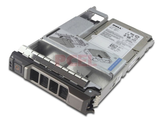 Hd Sas Dell 300gb 2.5 15k 12gbs 400-ajrr Gaveta Nf Garantia