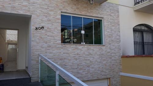 Imagem 1 de 18 de Sobrado À Venda, 250 M² Por R$ 850.000,00 - Jardim Do Mar - São Bernardo Do Campo/sp - So19552