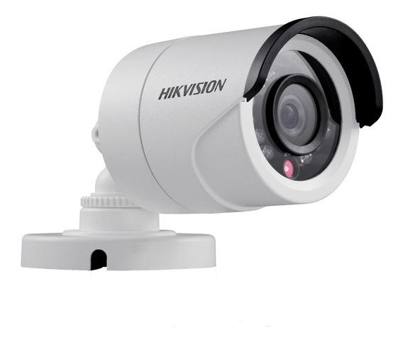 Cámara Hikvision Bala Metálica 720pds Ds-2ce16c0t-irf 2.8mm