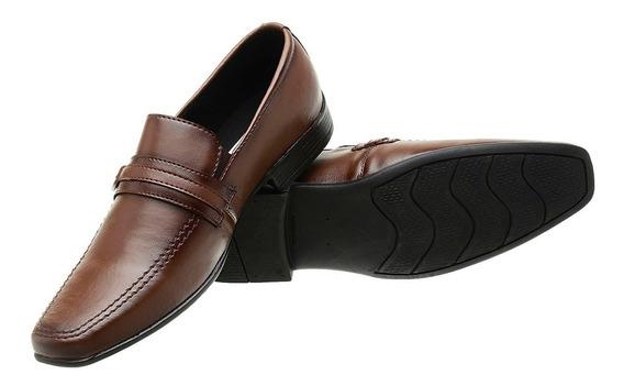 Sapato Masculino De Couro Social E Casual 12 Modelos + Top