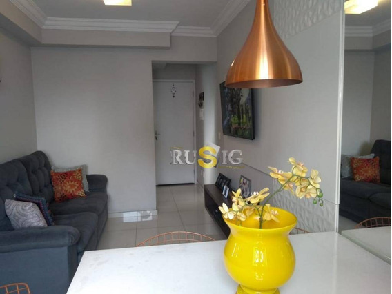 Apartamento Com 2 Dormitórios À Venda, 45 M² Por R$ 280.000,00 - Maranhão - São Paulo/sp - Ap0818