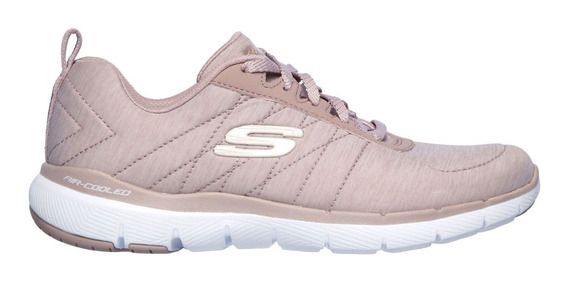 Zapatillas Skechers Flex Appeal 3.0 Insiders Lavender 3068
