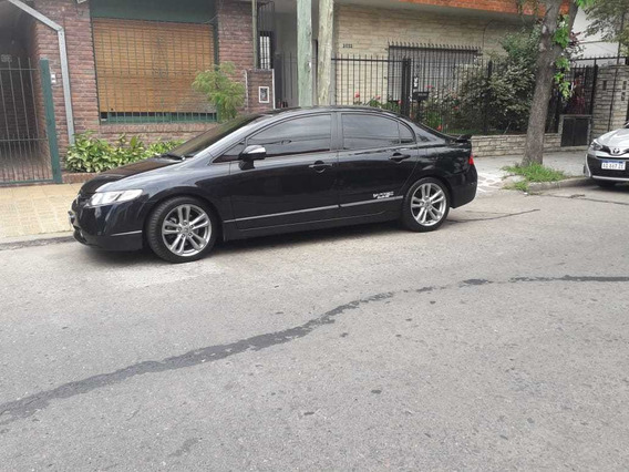 Honda Civic 2.0 Si Mt 2008