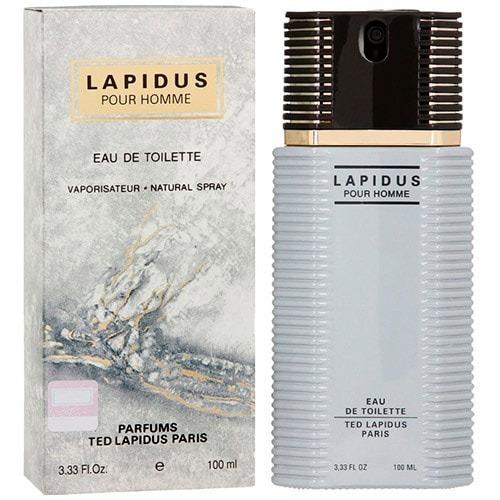 Lapidus Pou Homme Ted Lapidus Parfums Edt 3.33 Fl.oz