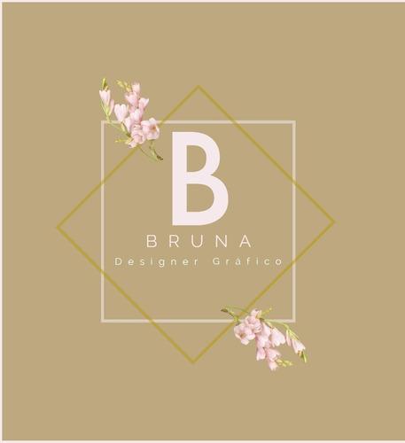 Bruna - Designer Gráfico
