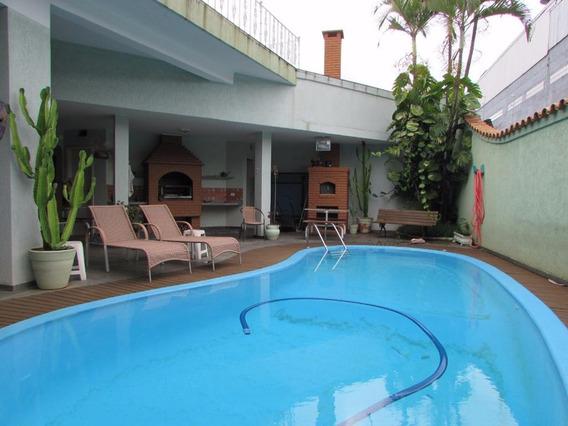 Sobrado Com 5 Dormitórios À Venda, 600 M² Por R$ 2.200.000,00 - Mooca - São Paulo/sp - So0871