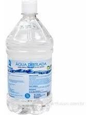 Água Destilada 1 Litros - Asfer