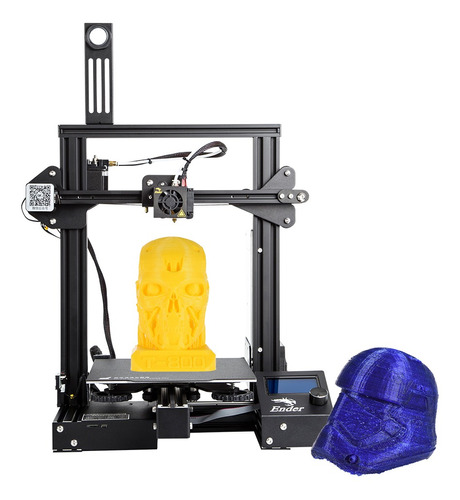 Creality 3d Ender-3 Pro - Kit De Impresora 3d De Alta Precis