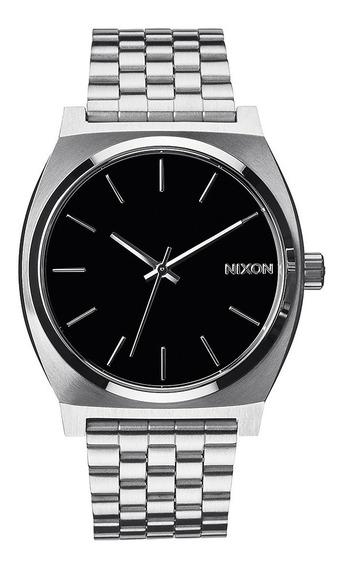 Reloj Nixon Time Teller Black