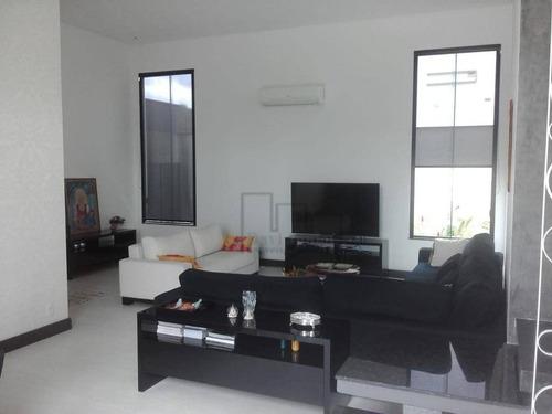 Imagem 1 de 30 de Casa À Venda, 222 M² Por R$ 1.450.000,00 - Condomínio Residencial Giverny - Sorocaba/sp - Ca0303