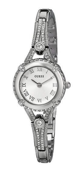 Reloj Guess Para Dama Cristal 100% Original