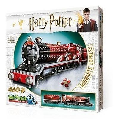 Harry Potter Expresso De Hogwarts Quebra-cabeça 3d