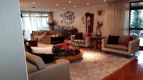 Apartamento À Venda, 380 M² Por R$ 2.100.000,00 - Centro - São Bernardo Do Campo/sp - Ap2490