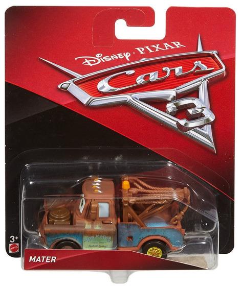 Cars 3 Disney Pixar Mate Original Mattel Mide 8,5 Cm.