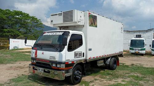 Camión Furgón Mitsubishi Canter Hd