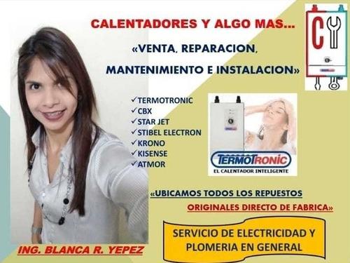 Reparacion De Termotronic Cbx Atmor Krono Y Todo Tipo De Cal