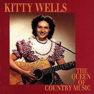 Cd : Kitty Wells - Queen Of Country Music (boxed Set)