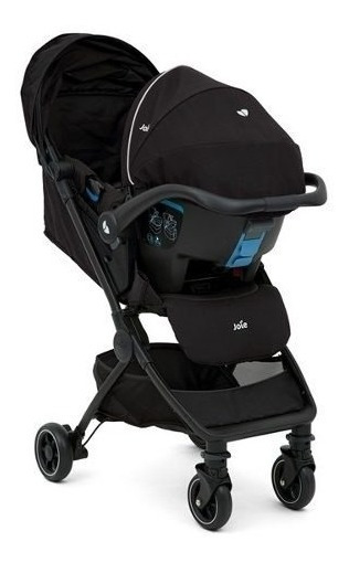 Cochecito Bebe Joie Pact Travel System + Tull + Cuotas!