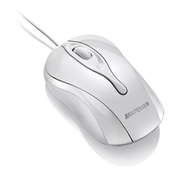 Mouse Óptico Colors 800dpi Usb Ice Mo140 Multilaser