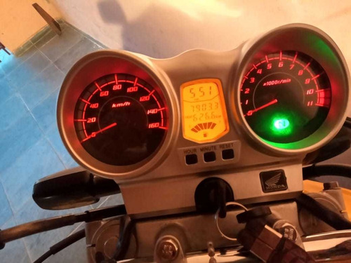 Imagem 1 de 2 de Honda Twister