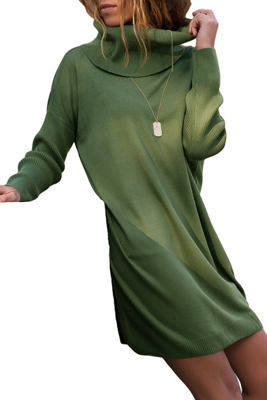 Bonito Vestido Sueter Lapiz 27830