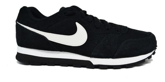 Tênis Nike Md Runner 2 Suede Preto