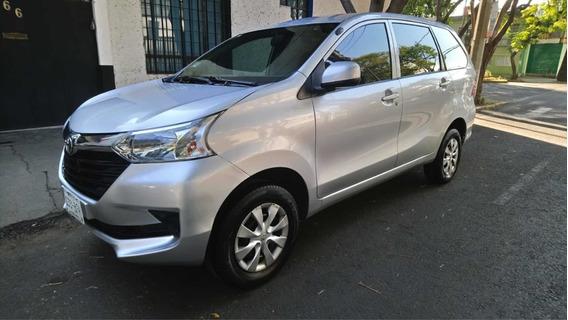 Toyota Avanza Premium Aut Ac 2018