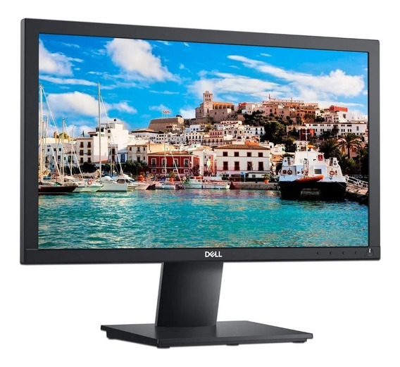 Monitor Dell 20 Led E2020h Vga + Dport Full Hd