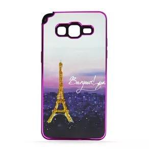Funda Para Samsung Galaxy Grand Prime Torre Eiffel Paris