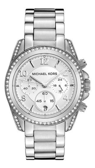 Reloj Michael Kors Blair Mk5165 Stainless Steel