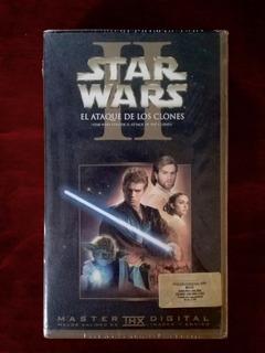 Star Wars Episodio Il El Ataque De Los Clones Vhs