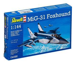 Mig-31 Foxhound Escala 1/144 Revell 04086