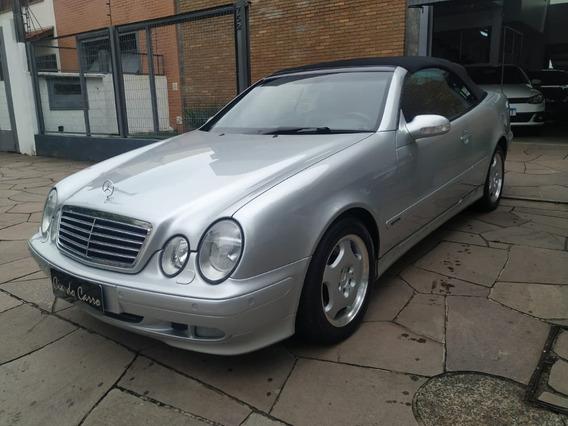 Mercedes Clk320 Cabriolet, Apenas 67 Mil Km
