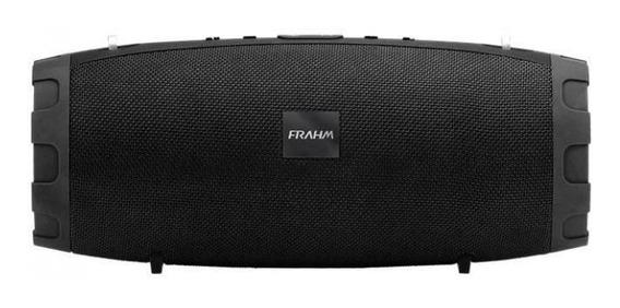 Caixa De Som Portátil Soundbox Two 50w Bt Frahm - Preta