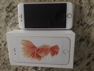 iPhone 6s Desbloqueado Pink 64g