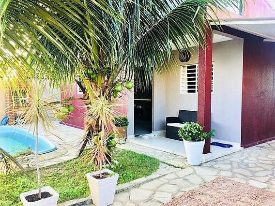 Casa Em Portal Do Sol, João Pessoa/pb De 123m² 3 Quartos À Venda Por R$ 490.000,00 - Ca300756