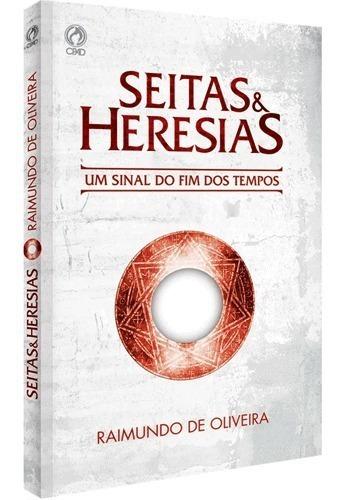 Livro Seitas E Heresias - Editora Cpad