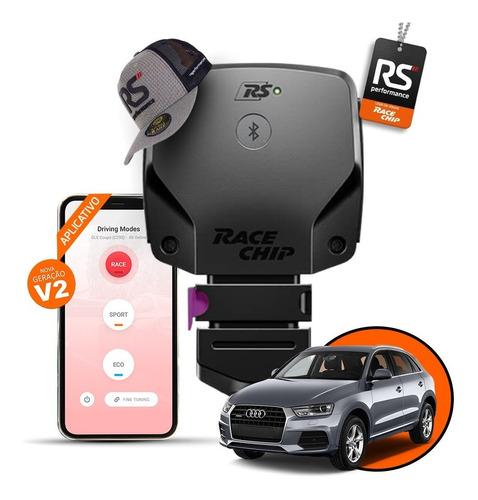 Racechip Audi Q3 Tfsi Chip De Potência Rs V2 + Aplicativo