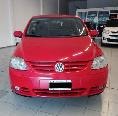 Volkswagen Fox 1.6 Trendline 5ptas. 2008 Gnc